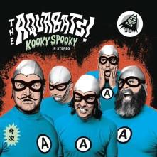 CD AQUABATS! - KOOKY SPOOKY... IN STEREO!
