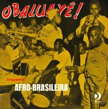 Vinyl ORQUESTRA AFRO BRASILEIRA - OBALUAYE