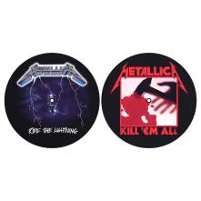 Podložka pod vinyl Kill 'em all / Ride the Lightning