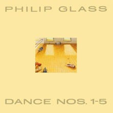 Vinyl GLASS, PHILIP - DANCE NOS. 1-5