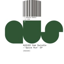Vinyl DAM SWINDLE - SPICE RUN EP