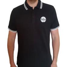 Polokošela Drum Logo, Unisex, Čierna, L