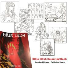Omaľovánka Billie