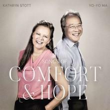 Vinyl MA, YO-YO & KATHRYN STOTT - SONGS OF COMFORT & HOPE