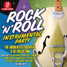 CD V/A - ROCK 'N' ROLL INSTRUMENTAL PARTY