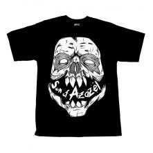 Tričko Son Of Azazel Skull, Muž, Čierna, 3XL