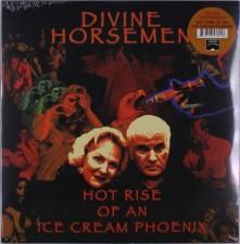 Vinyl DIVINE HORSEMEN - HOT RISE OF AN ICE CREAM PHOENIX