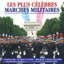 CD V/A - Les Plus Celebres Marches Mili