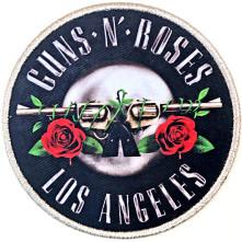 Nažehlovačka Los Angeles Silver