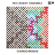 Vinyl RED DESERT ENSEMBLE - CHOROCHRONOS