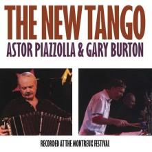 CD PIAZZOLLA, ASTOR & GARY B - NEW TANGO