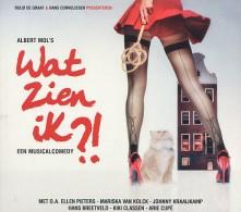 CD MUSICAL - WAT ZIEN IK?