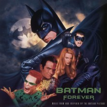 Vinyl Batman Forever: Music From The Motion Picture