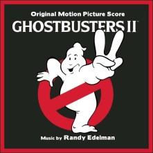 CD Ghostbusters II (Original Moti