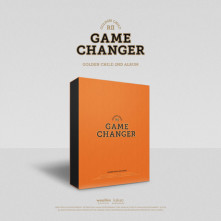 CD GOLDEN CHILD - GAME CHANGER