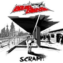 CD SQUIDBILLYS - SCRAM!