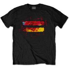 Tričko Equals, Unisex, Čierna, L