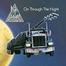 Vinyl ON THROUGH THE NIGHT