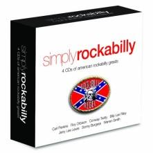CD V/A - SIMPLY ROCKABILLY