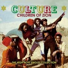 CD CULTURE - CHILDREN OF ZION