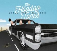 CD HOODOO TONES - STILL ON THE RUN