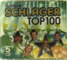 CD V/A - ULTIEME SCHLAGER TOP 100