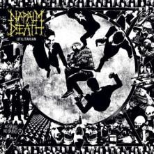 CD NAPALM DEATH - Utilitarian