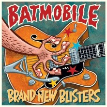 CD BATMOBILE - BRAND NEW BLISTERS