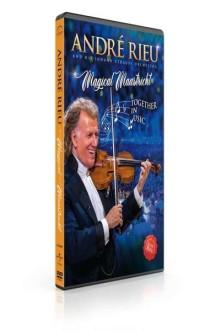 DVD RIEU ANDRE - MAGICAL MAASTRICHT