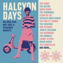 CD V/A - HALCYON DAYS