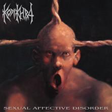 Vinyl KONKHRA - SEXUAL AFFECTIVE DISORDER