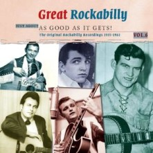 CD V/A - GREAT ROCKABILLY - JUST ABOUT AS GOOD AS IT GETS VOL.6