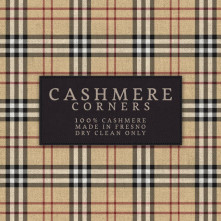 Vinyl & A-Plus Tha Kid - Cashmere Corners