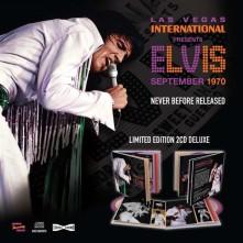 CD LAS VEGAS INTERNATIONAL PRESENTS ELVIS - SEPTEMBER 1970