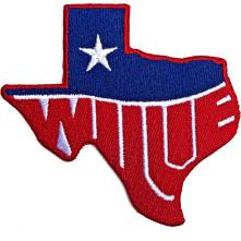 Nažehlovačka Texas