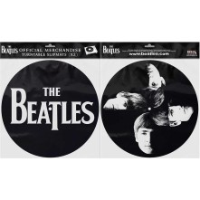 Podložka pod vinyl Drop T Logo & Faces