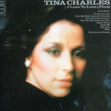 CD CHARLES, TINA - I LOVE TO LOVE -PLUS-
