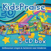 CD V/A - EO KIDS PRAISE