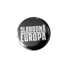 Odznak Slobodná Európa, Čierna