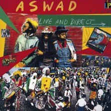 CD ASWAD - LIVE AND DIRECT