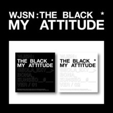 CD WJSN THE BLACK - MY ATTITUDE