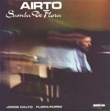 CD AIRTO - SAMBA DE FLORA
