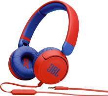 Slúchadlá JBL JR310 Red/Blue