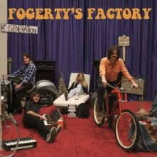 CD FOGERTY'S FACTORY