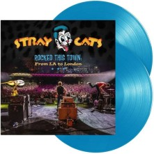 Vinyl STRAY CATS - ROCKED THIS TOWN: FROM LA TO LONDON
