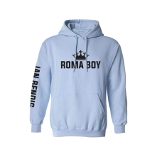 Mikina Roma Boy, Unisex, Sky blue,
