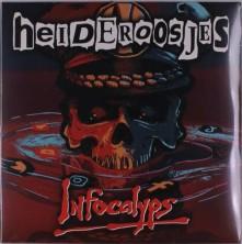 Vinyl HEIDEROOSJES - INFOCALYPS