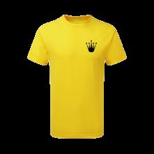 Tričko Navždy, Muž, Žltá,