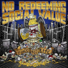 CD NO REDEEMING SOCIAL VALUE - WASTED FOR LIFE