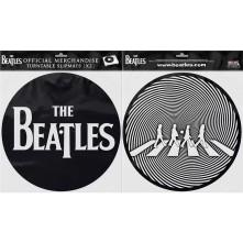 Podložka pod vinyl Drop T Logo & Crossing Silhouette